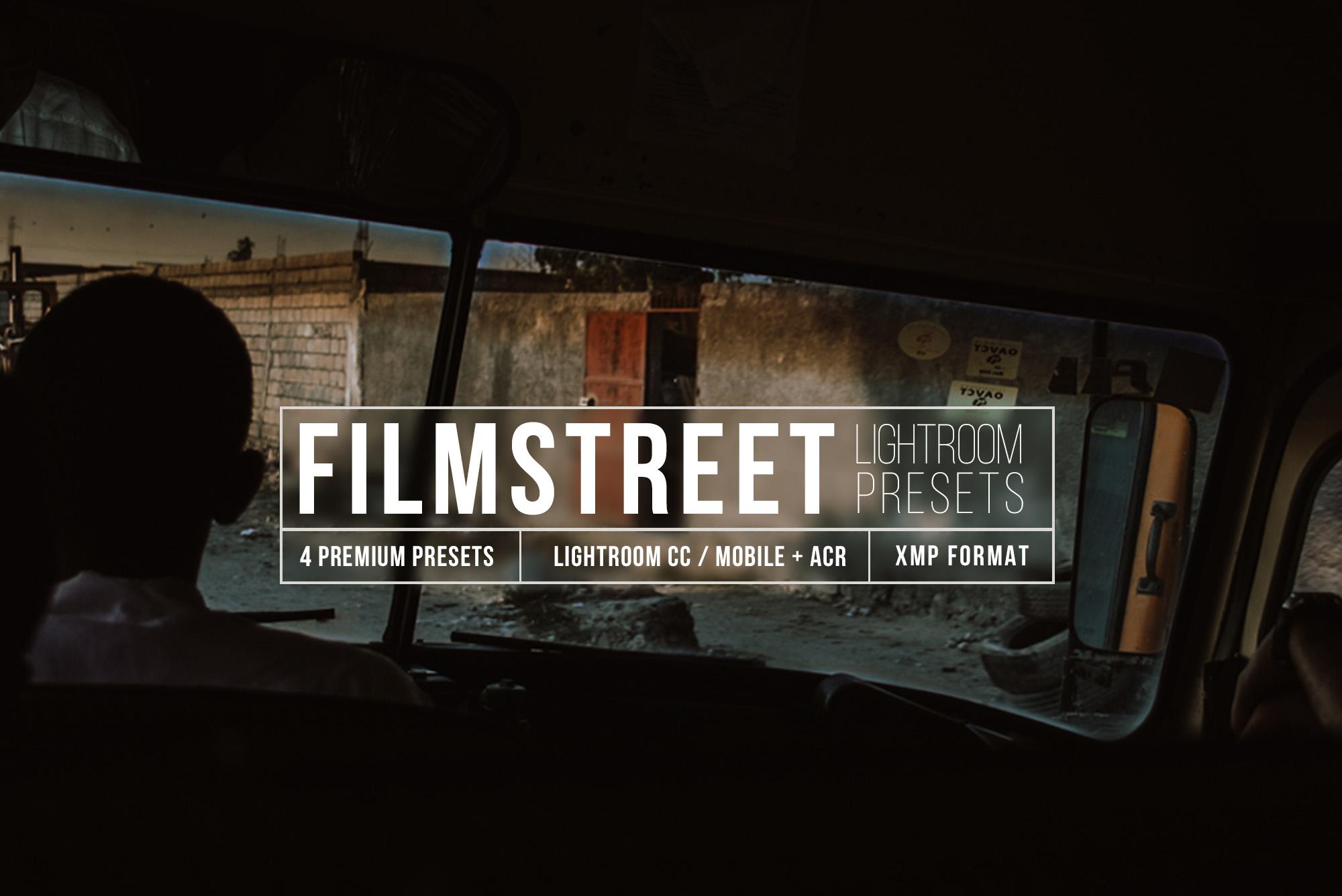 Filmstreet Premium Lightroom Presets Free