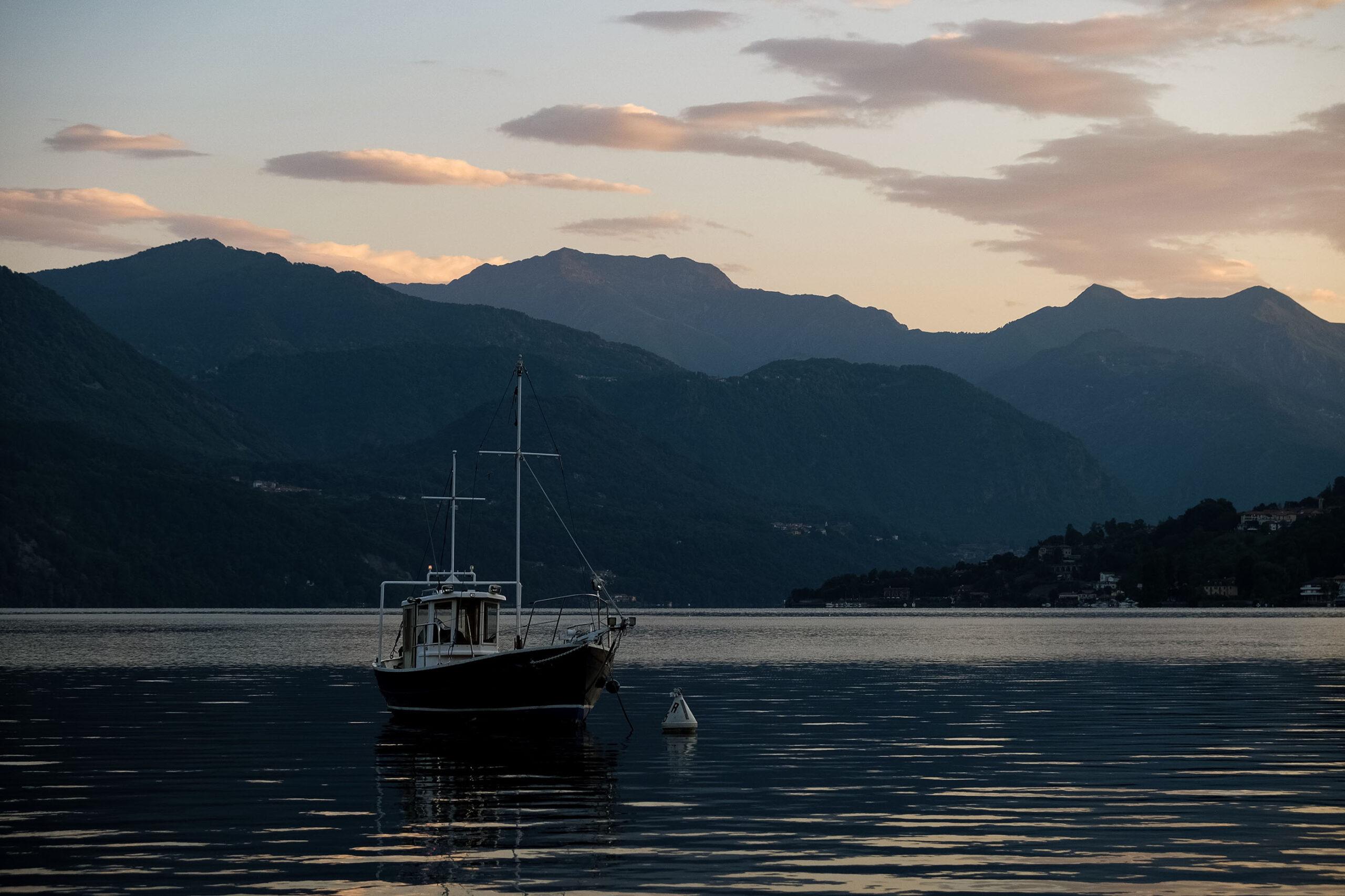 Photography Lago D'Orta